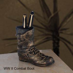 Bronze-WWII-Boot